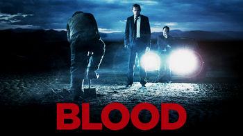 Netflix box art for Blood
