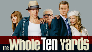 Netflix box art for The Whole Ten Yards