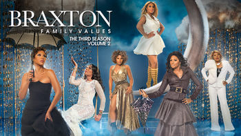 Netflix Box Art for Braxton Family Values - Season 1