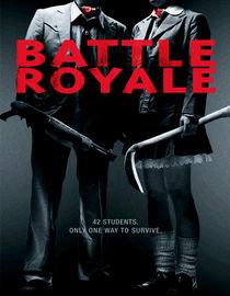 Box art for Battle Royale
