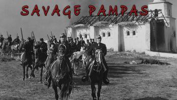 Netflix box art for Savage Pampas