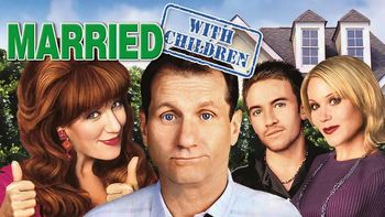 Netflix box art for Married... with Children - Season 1