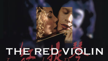 Netflix box art for The Red Violin