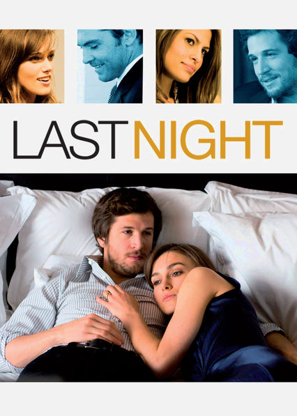 Last Night Netflix ES (España)
