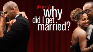 Netflix box art for Why Did I Get Married?