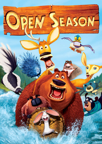 Open Season Netflix BR (Brazil)