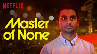 Netflix Box Art for Master of None - Season 1