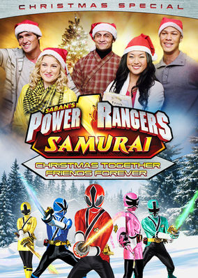 Power Rangers Samurai: Christmas...