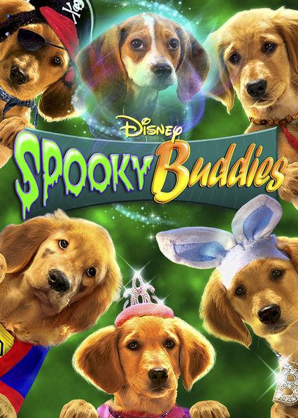 Spooky Buddies Netflix AW (Aruba)