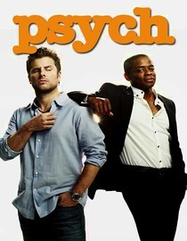 Psych: Season 5: Shawn and Gus in Drag (Racing)