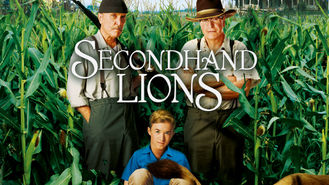 Netflix New Zealand: Secondhand Lions is available on Netflix for