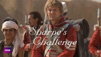 Netflix box art for Sharpe's Challenge - Season 1