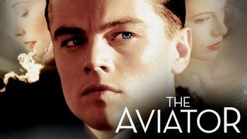 Netflix box art for The Aviator