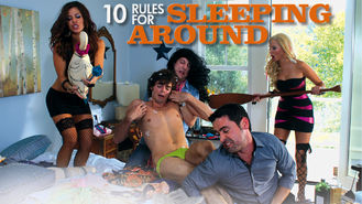 Netflix box art for 10 Rules for Sleeping Around