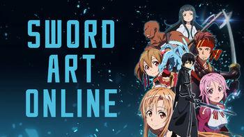 Netflix box art for Sword Art Online - Season 1