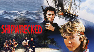 Netflix box art for Shipwrecked