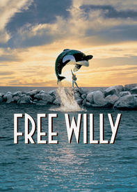 Free Willy Netflix PR (Puerto Rico)