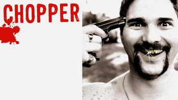 Netflix box art for Chopper