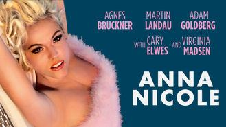 Netflix box art for Anna Nicole