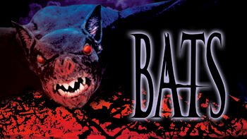 Netflix box art for Bats