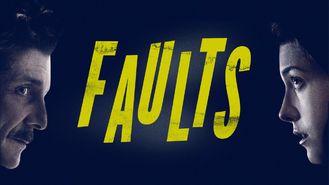 Netflix Box Art for Faults