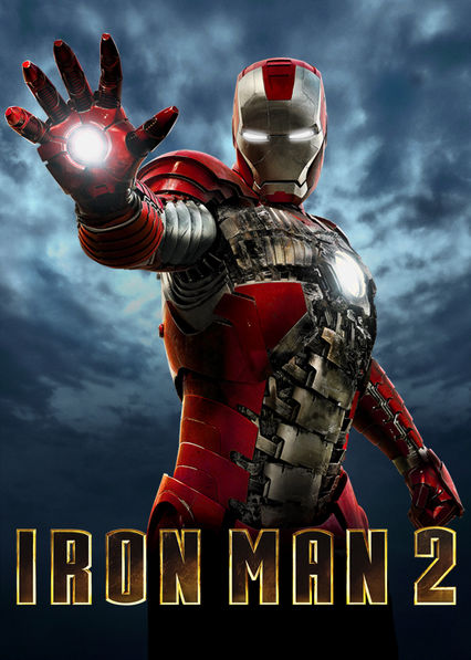 Iron Man 2 Netflix MX (Mexico)