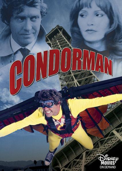 Condor Man Netflix AW (Aruba)