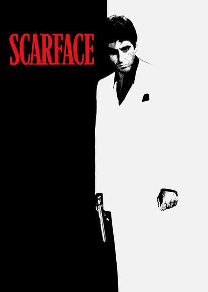 Scarface Netflix BR (Brazil)