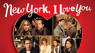 Is New York, I Love You on Netflix?