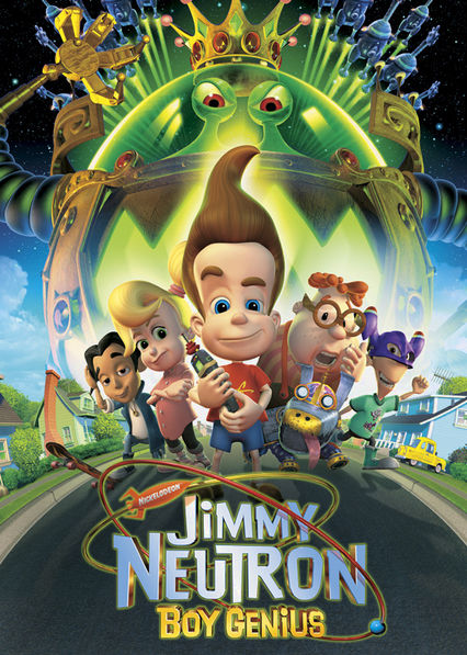 Jimmy Neutron: Boy Genius Netflix AR (Argentina)