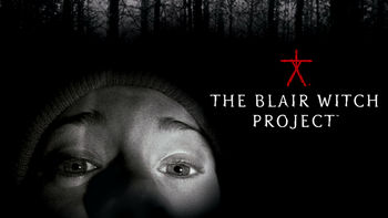 Netflix box art for The Blair Witch Project