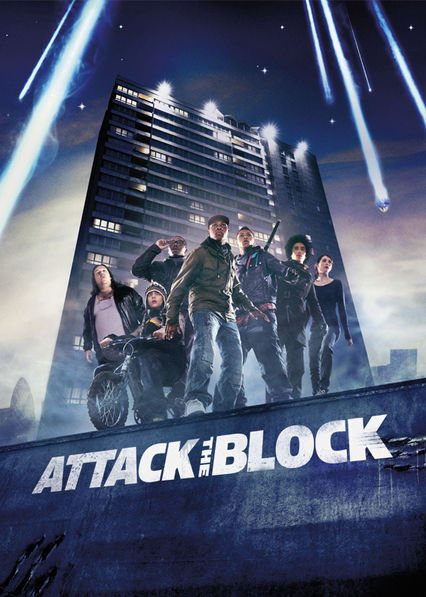 Attack the Block Netflix ES (España)
