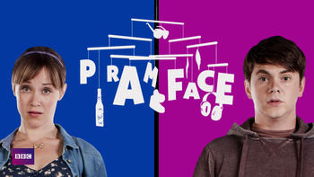 Netflix box art for Pramface - Series 1