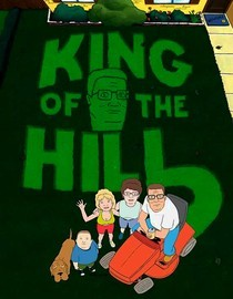 King of the Hill: Season 1: Plastic White Female