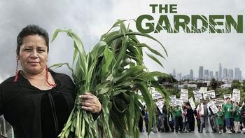 Netflix box art for The Garden