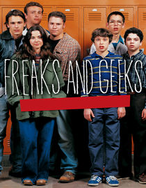 Freaks and Geeks: The Complete Series: Carded and Discarded