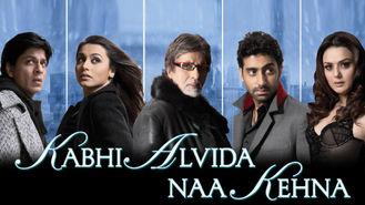 Netflix Box Art for Kabhi Alvida Naa Kehna