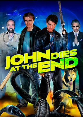 Box art for John Dies at the End