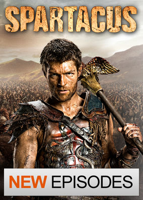 Spartacus - Season War of the Damned