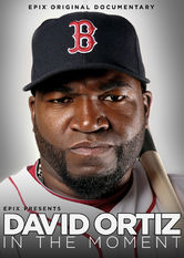 David Ortiz in the Moment