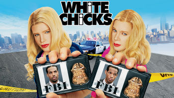 Netflix box art for White Chicks