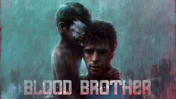 Netflix box art for Blood Brother