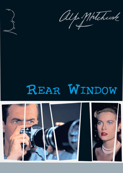 Rear Window Netflix BR (Brazil)