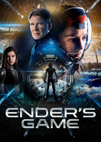Ender's Game Netflix KR (South Korea)