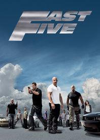 Fast Five Netflix ES (España)
