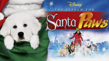 Netflix Box Art for Search for Santa Paws, The