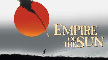 Netflix box art for Empire of the Sun