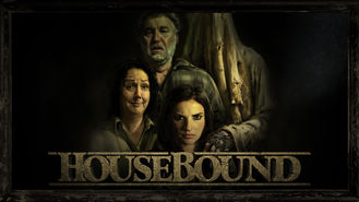 Netflix box art for Housebound
