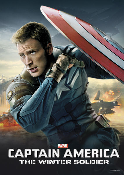 Captain America: The Winter Soldier Netflix ZA (South Africa)