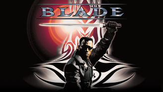 Netflix box art for Blade